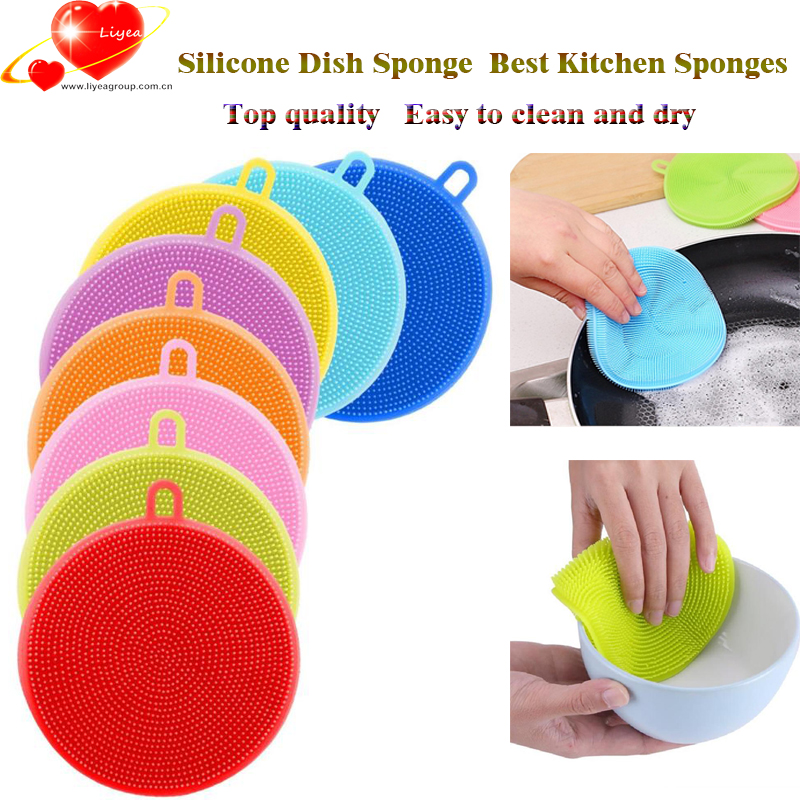 Kitchen Cleaning Sponge Dish Cleaning Sponge