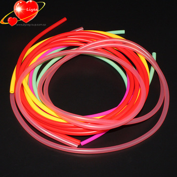 Customized Size Multiple Color Food Grade Silicone Tube For Toy Gun